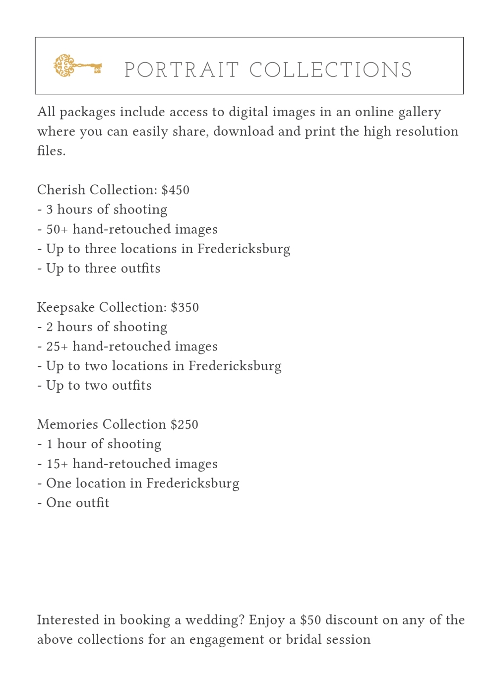 Portrait Collection Pricing_AHP