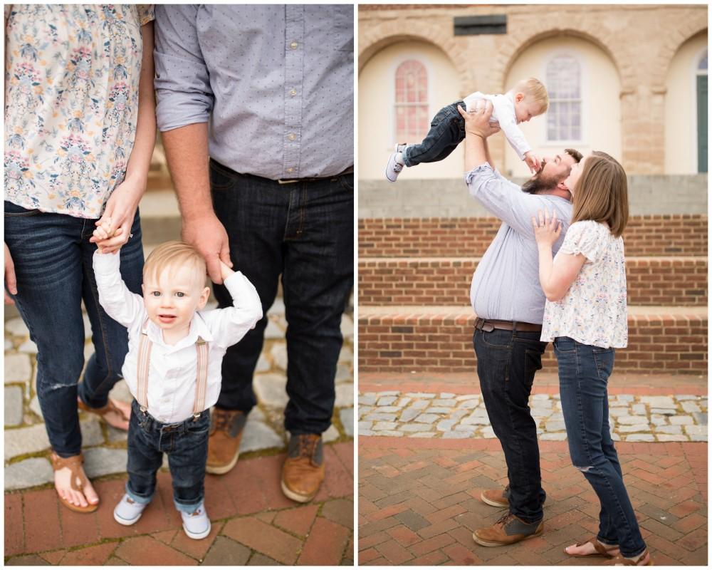 family - the spallino family