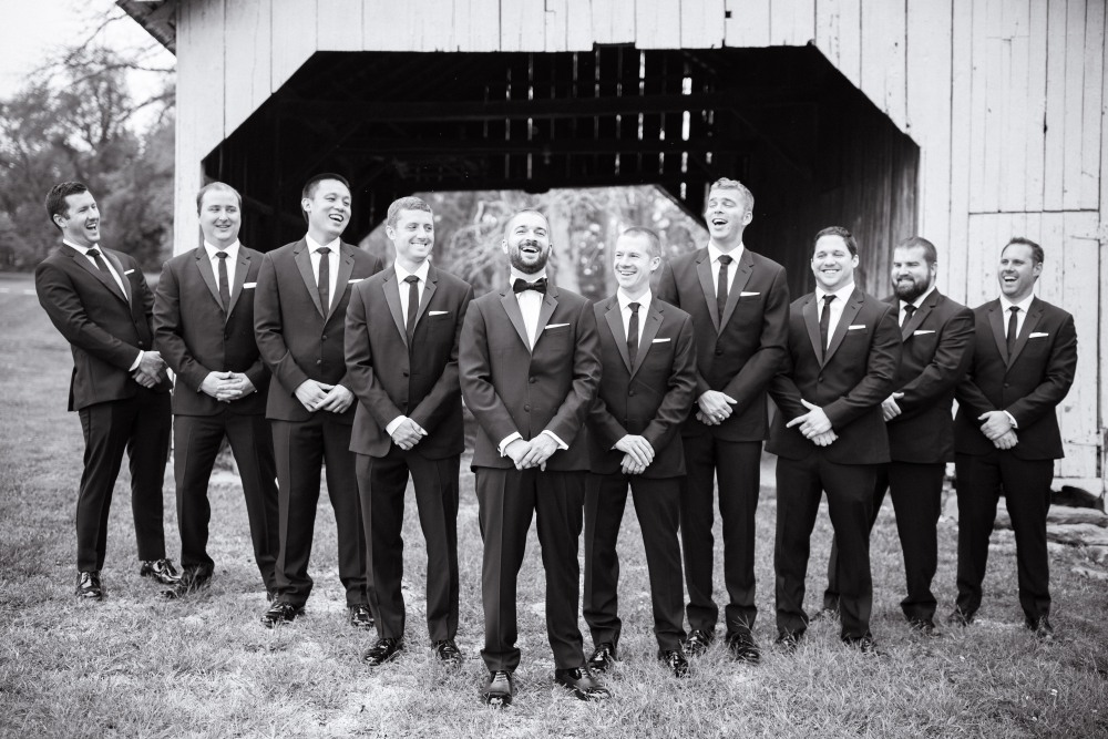 Adam and Ally's Wedding_Wedding Party1